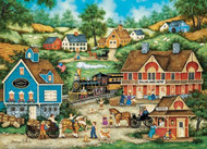 Rolling Acres 550 Piece Jigsaw Puzzle Bonnie White