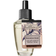 Frankincense Essential Oil Wallflower Fragrance Refill Bulb Bath and Body Works 0.8oz