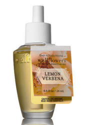 Lemon Verbena Wallflower Fragrance Refill Bulb Bath and Body Works 0.8oz