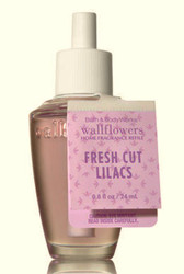 Fresh Cut Lilac Wallflower Fragrance Refill Bulb Bath and Body Works 0.8oz