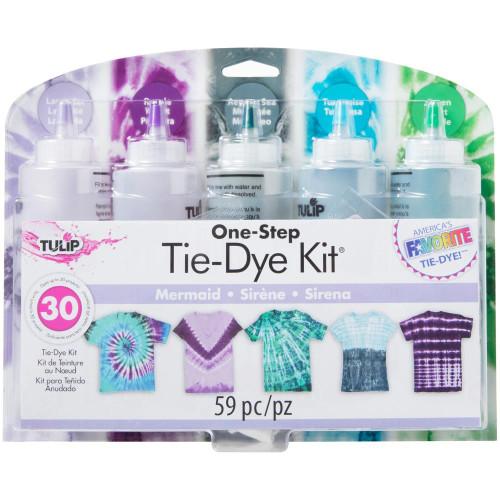 Mermaid One Step Tie Dye Kit Tulip