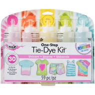 Unicorn One Step Tie Dye Kit Tulip