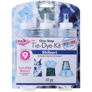 Shibori Blue One Step Tie Dye Kit Tulip