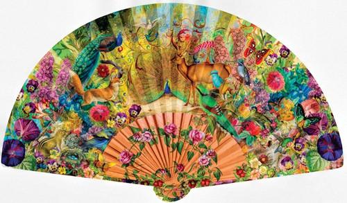 Abundant Garden 1000 Piece Jigsaw Puzzle Aimee Stewart Sunsout