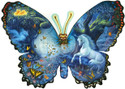 Fantasy Butterfly 1000 Piece Jigsaw Puzzle Ruth Sanderson Sunsout
