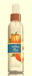 Spiced Pumpkin Cider Fine Fragrance Mist Bath and Body Works 6oz
