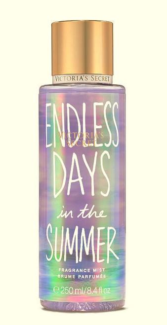 Endless Days of Summer Vacation Fragrance Mist Victoria's Secret 8.4oz