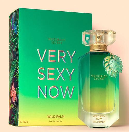 Very Sexy Now Wild Palm Eau de Parfum Victoria's Secret 1.7oz