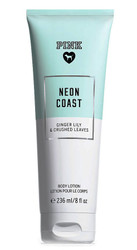 Neon Coast PINK Fragrant Body Lotion Victoria's Secret 8oz