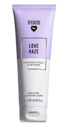 Love Haze PINK Fragrant Body Lotion Victoria's Secret 8oz