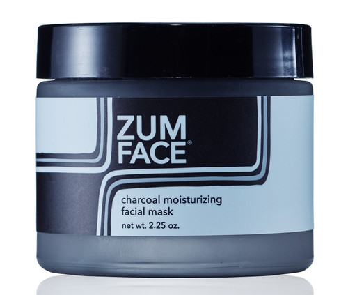 Charcoal Zum Face Mask Indigo Wild 2.5oz