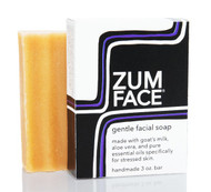 Gentle Zum Face Facial Bar Soap Indigo Wild 3oz