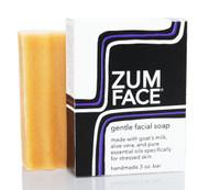 Gentle Zum Face Facial Bar Soap Indigo Wild 3oz
