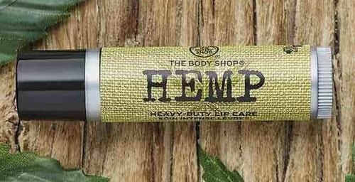 Hemp Lip Protector Balm The Body Shop 0.14oz