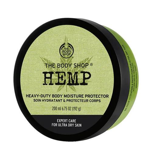Hemp Heavy Duty Body Moisturize Protector Cream The Body Shop 6.75oz