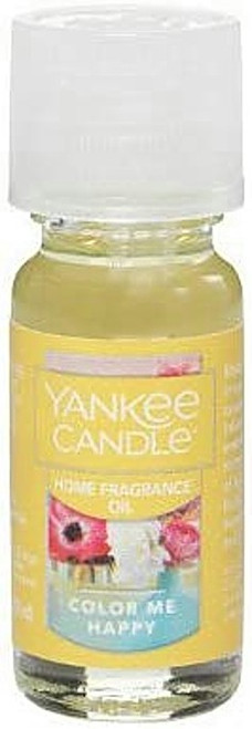 Color Me Happy Home Fragrance Oil Yankee Candle 0.33oz