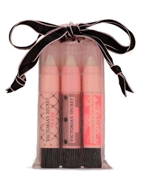Solid Eau de Parfum Crayon Tube Gift Set 3-Piece Victoria's Secret