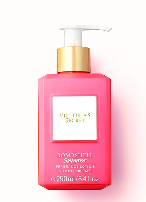 Bombshell Summer Fragrance Lotion Victoria's Secret 8.4oz