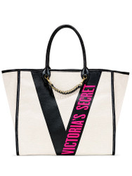Ribbon Logo City Tote Bag Victoria's Secret