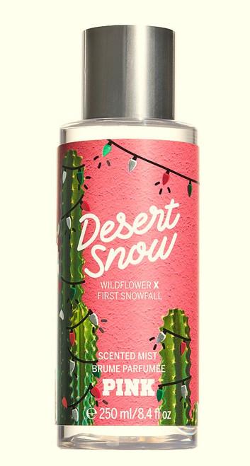 Desert Snow Scented Fragrance Mist PINK Victoria's Secret 8.4oz