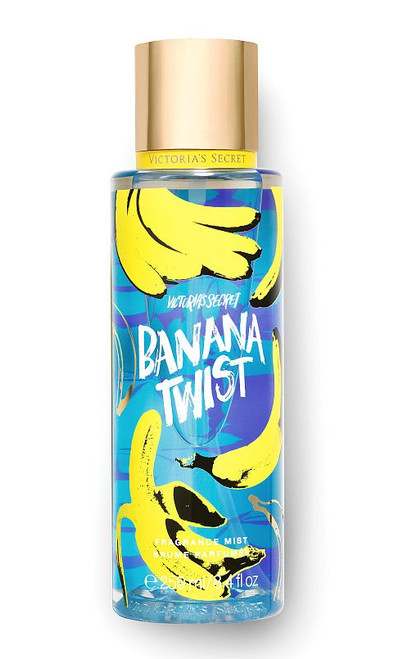 Banana Twist Fruit Bar Fragrance Mist Victoria's Secret 8.4oz