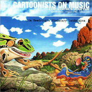 The Comics' Journal Volume 2 Summer 2002 Cartoonists on Music Book
