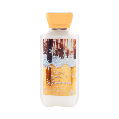 Snowflakes & Cashmere Super Smooth Body Lotion Bath and Body Works 8oz