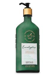 Eucalyptus Essential Oil Aromatherapy Body Lotion Bath and Body Works 6.5oz