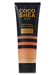 Cocoshea Honey Softening Body Scrub Bath and Body Works 8oz