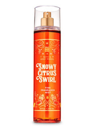 Snowy Citrus Swirl Fine Fragrance Mist Bath and Body Works 8oz