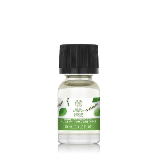 Basil & Thyme Home Fragrance Oil The Body Shop 0.34oz