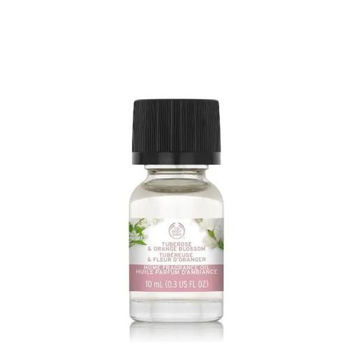 Tuberose & Orange Blossom Home Fragrance Oil The Body Shop 0.34oz