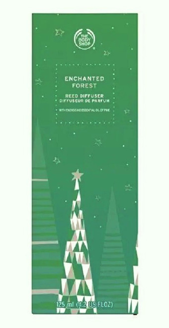 Enchanted Forest Reed Diffuser Kit The Body Shop
