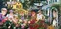 Ladies Garden Club 1000 Piece Jigsaw Puzzle Susan Brabeau Sunsout