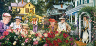 Ladies Garden Club 1000 Piece Jigsaw Puzzle Susan Brabeau Sunsout