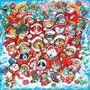 Cat Chorus 500 Piece Jigsaw Puzzle Bill Bell Sunsout