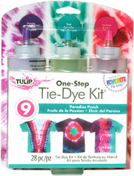 Paradise Punch One Step Tie Dye Kit Tulip