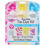Classic One Step Tie Dye Kit Tulip