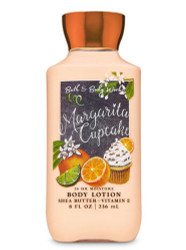 Margarita Cupcake Super Smoothing Body Lotion Bath & Body Works 8oz