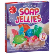 Make Your Own Soap Jellies Craft Activity Kit Klutz