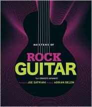 Masters of Rock Guitar Hardcover Book