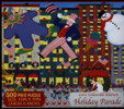 Holiday Parade 500 piece Jigsaw Puzzle 2011 Collectible Edition by Patricia Palermino