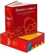 Simpson's World The Ultimate Episode Guide-Click here to buy now!