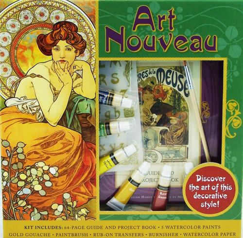 Art Nouveau Art and Craft Kit Shop Now!