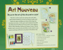 Buy Art Nouveau Craft Kit at Archway Variety