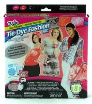 Lace Design Fashion Tie Dye Kit Tulip- Click here to shop now at Archway Variety
