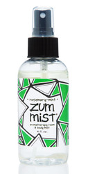 Rosemary Mint Zum Body Room Spray Indigo Wild-Buy here now!