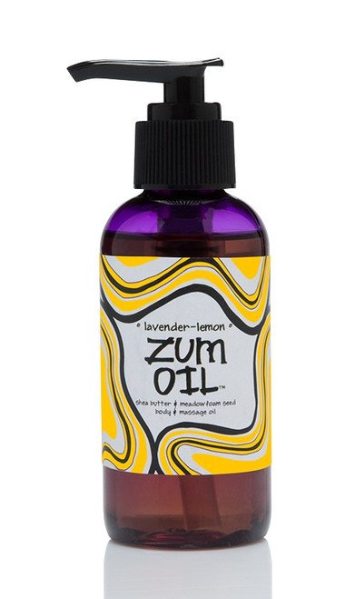 Lavender Lemon Zum Massage and Body Oil-Buy Indigo Wild products here!