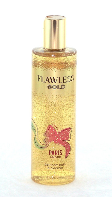 Click here to buy Paris Amour 24K Gold Foam Bath Body Wash at Archway Variety