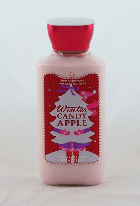 Winter Candy Apple Body Lotion-Buy Holiday Collection items from Bath and Body Works here!